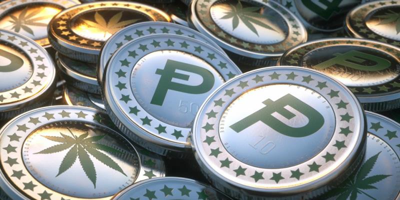 cannabis crypto coins