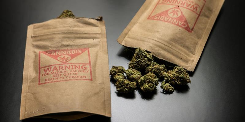 cannabis package