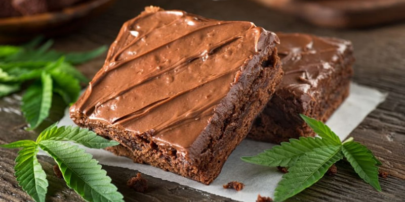 How Much Pot Should You Put in Edible Brownies