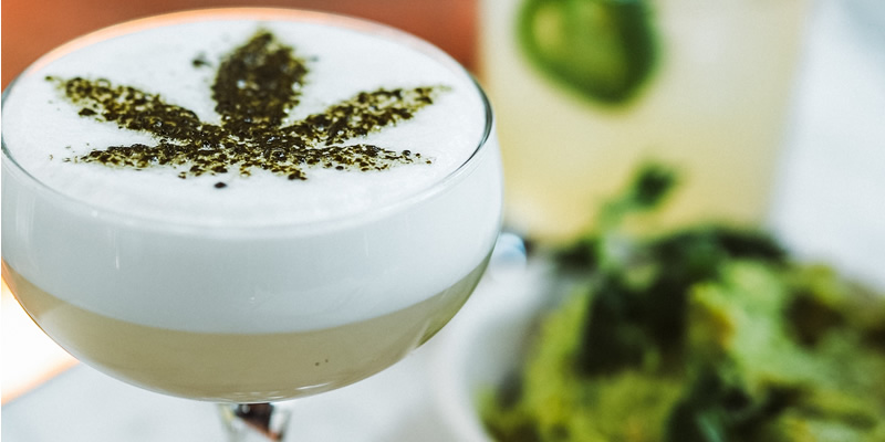 cbd food and drink trends