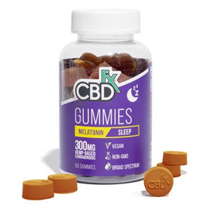 cbdfx gummies melatonin