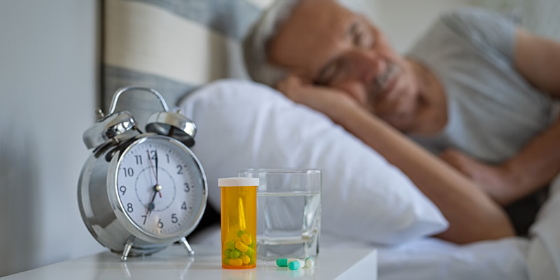 CBD helps seniors sleep better