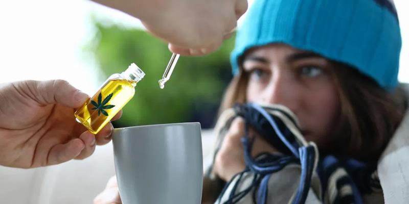 CBD boosts the immune system