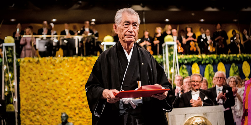 Professor Tasuku Honjo