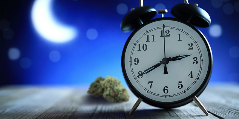 How CBD and THC Affect Sleep